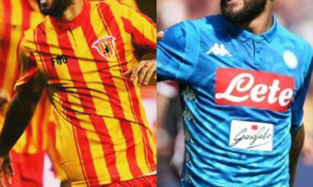 Benevento-Napoli 1-2. Il derby degli 'Insigne'
