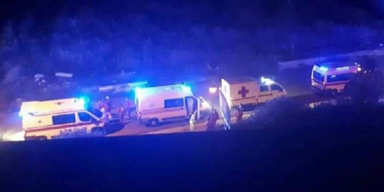 Sambuca di Sicilia come Bergamo, colonna di ambulanze per trasferire i malati di Covid