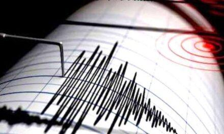 Scossa di terremoto nel Sannio: magnitudo 3.1