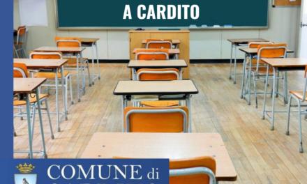 """Cardito. Il sindaco Cirillo: """"Il virus si sta diffondendo velocemente, non apro le scuole"""""""