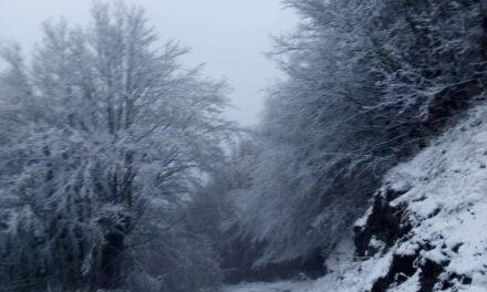 Allerta meteo anche nella giornata di domenica: arriva la neve a Montevergine