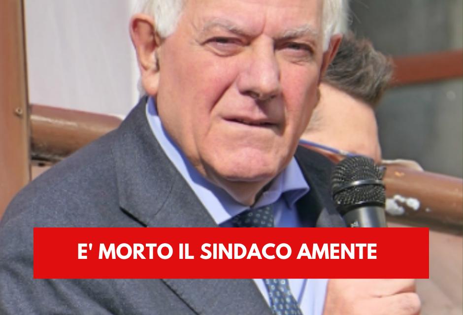 Il sindaco di Melito ucciso dal virus: la città piange il suo primo cittadino