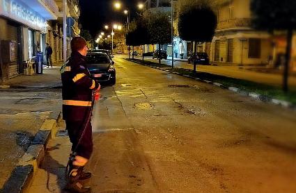 """Pomigliano D'Arco. Il sindaco Del Mastro: """"Questa notte abbiamo avviato un'attività di sanificazione straordinaria"""""""