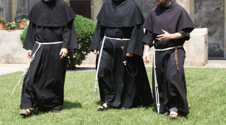 Covid, il convento di San Pio a San Giovanni Rotondo in quarantena