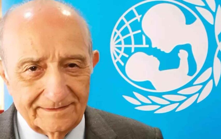 È morto il Presidente Unicef: aveva contratto il covid-19