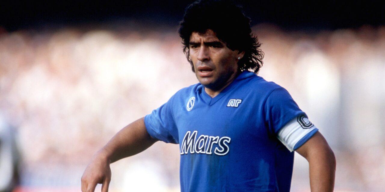 ++Ultim'ora+++ E' morto Diego Armando Maradona