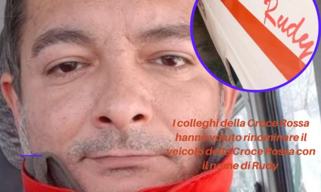 Rodolfo Orefice, volontario della Croce Rossa morto per infarto. Il gesto commovente dei colleghi per ricordarlo