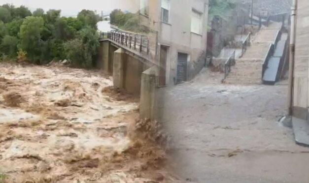 Alluvione in Sardegna.Tre le vittime del maltempo