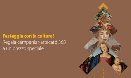 365 Christmas Artecard: rilanciare la cultura in Campania. Ecco di cosa si tratta