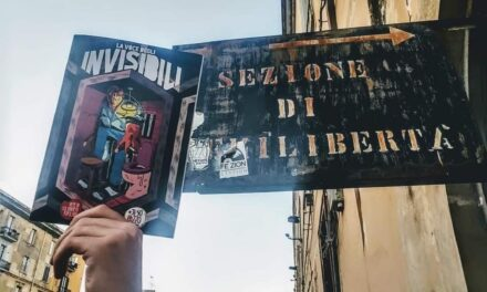 """""""La voce degli invisibili"""". Nasce a Napoli il fumetto che profuma di libertà. Oltre le sbarre"""