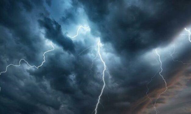 Allerta meteo in Campania: temporali e rovesci colpiranno la Regione