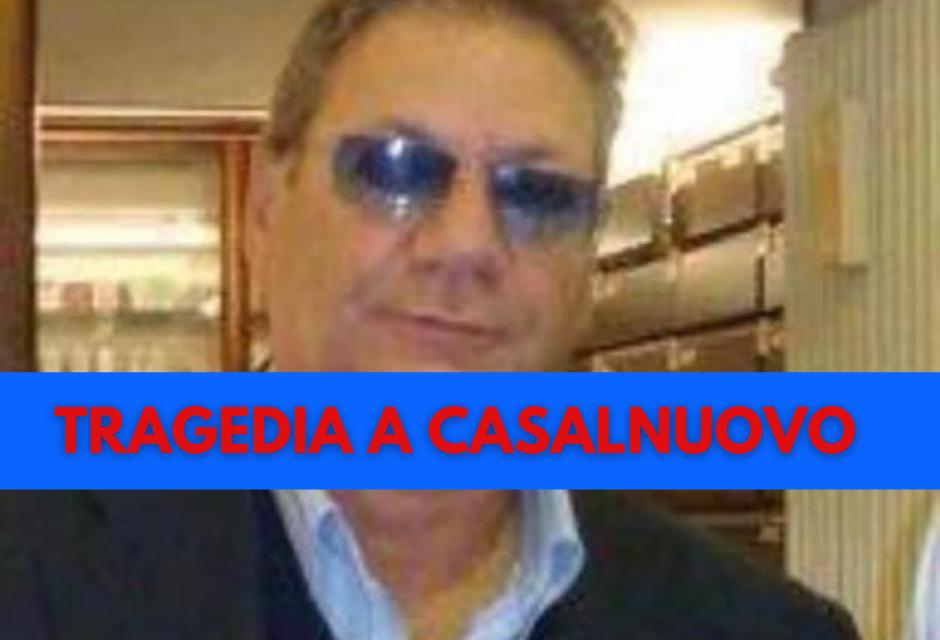 Tragedia a Casalnuovo. Addio al dottore Ciro Leone, titolare di una farmacia in città