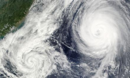 Nuova allerta meteo in Campania: venti forti e mare agitato