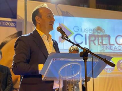 """Cardito. Il sindaco Cirillo: """"Dal 7 Dicembre i cittadini potranno presentare la domanda per il bonus spesa"""""""