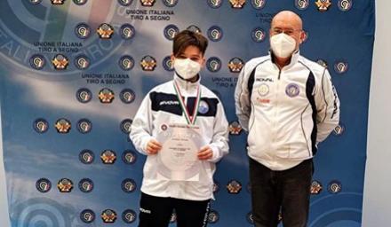 Afragola. Antonio Tontaro di10 anni è campione Italiano di Tiro a Segno
