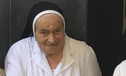 Lutto a Torre del Greco: è morta suor Saveria Pellegrini, uccisa dal virus