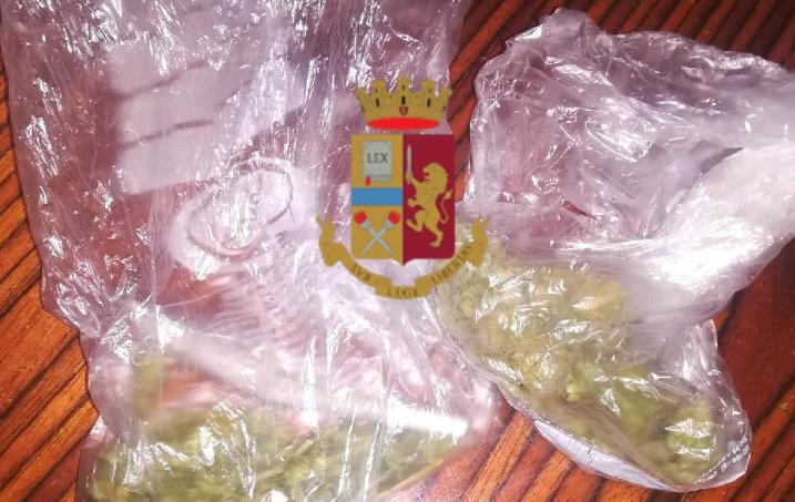 Pomigliano D'Arco. I poliziotti arrestato spacciatore di 38 anni