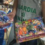 Carabinieri NAS: sequestrati 17 mila giocattoli ed articoli natalizi irregolari
