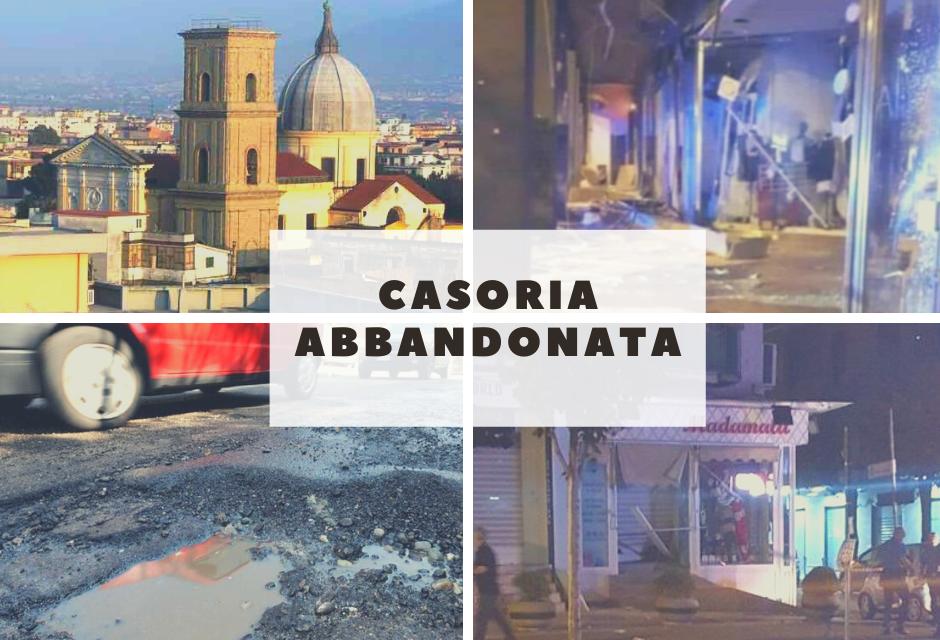 Casoria. Furti, bombe e rapine: una città allo stremo e senza controlli