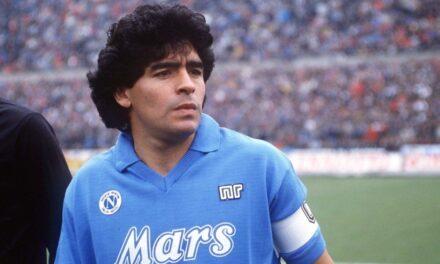 L'omaggio di Napoli a Maradona: installazioni fotografiche a Castel dell'Ovo