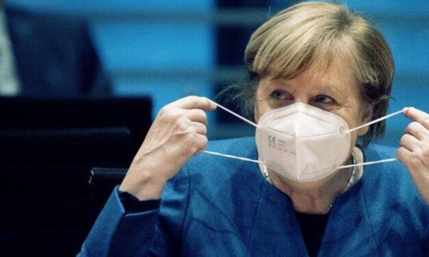 La GERMANIA sta per annunciare un nuovo 'lockdown totale'
