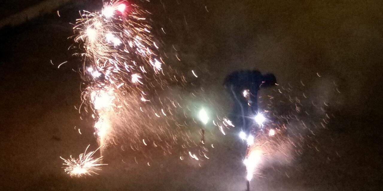 Niente fuochi d'artificio a Casavatore fino al 7 gennaio: l'ordinanza del sindaco Marino