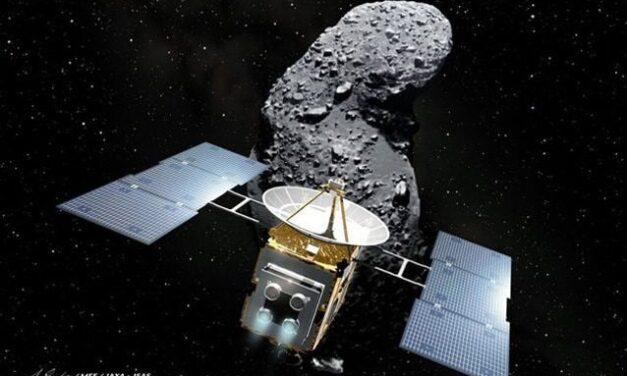La sonda Hayabusa 2 è ritornata sulla Terra