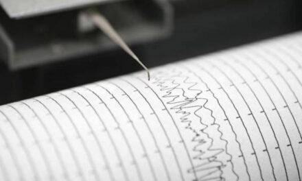 Scossa di terremoto a Salerno di magnitudo 3.2