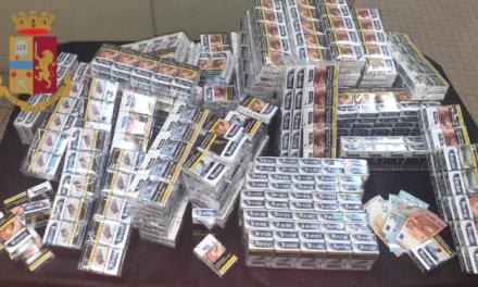 Napoli, sequestrati 12 kg di sigarette di contrabbando: 26enne arrestato
