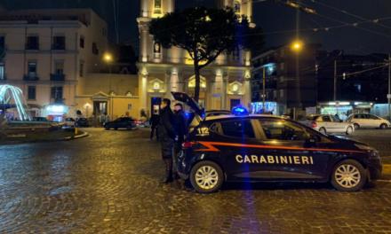 Controlli dei carabinieri a Portici e Ercolano: 110 persone identificate, due arresti