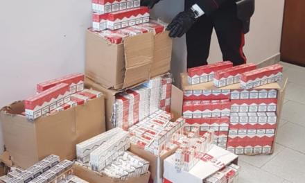 Melito. Nascondevano 50 chili di sigarette di contrabbando: arrestati tre uomini