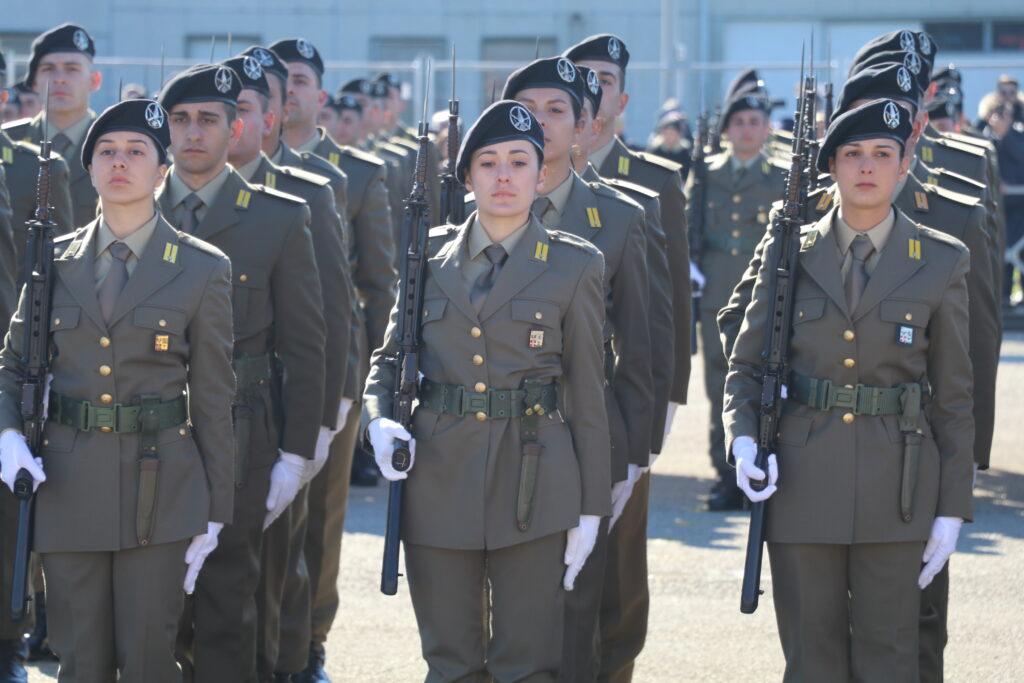 volontari esercito