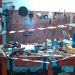 Grumo Nevano. Smaltimento illecito dei rifiuti: sequestrate due officine abusive e sanzionati i titolari