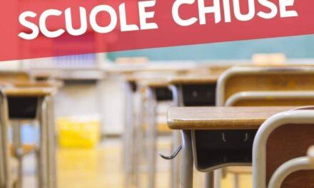 A San Gennaro Vesuviano scuole chiuse fino al 6 febbraio: la decisione del sindaco Russo