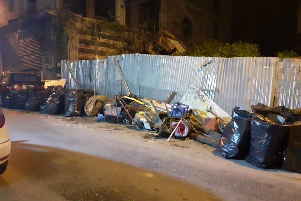 """Sversamenti illeciti dei rifiuti a Frattamaggiore. Il sindaco: """"Individueremo i colpevoli"""""""