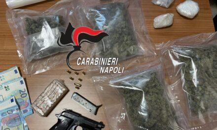 Pusher pluricondannato arrestato dai carabinieri a Torre del Greco: aveva droga e documenti falsi