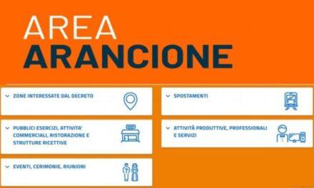 La Regione Campania probabile zona arancione. Oggi la decisione