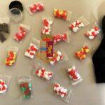 Rivenuti dalla polizia durante un controllo in un giardino pubblico 51 grammi di cocaina nascosta in un calzino