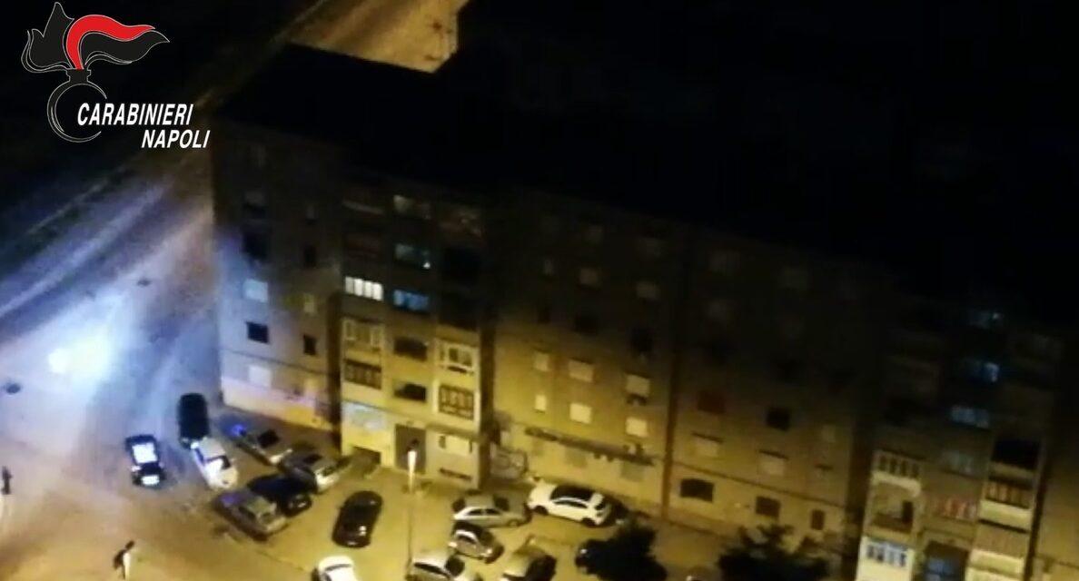 Afragola. Blitz dei carabinieri nel quartiere Salicelle contro il contrabbando di sigarette: 13 persone arrestate