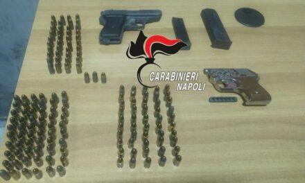 Controlli del territorio ad Arzano: identificate 100 persone, perquisizioni nelle palazzine del rione 167