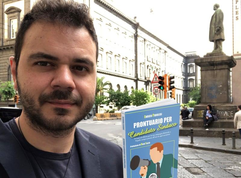 """Edizioni MEA presenta """"Prontuario per candidato sindaco"""", la """"provocazione prima"""" del giornalista Enrico Parolisi"""