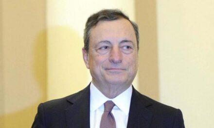 """Draghi: """"Allo scadere delle attuali restrizioni speriamo di riaprire le scuole"""""""