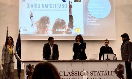 """""""Napoli Ville Lumière"""", il cinema nelle scuole al tempo della pandemia"""