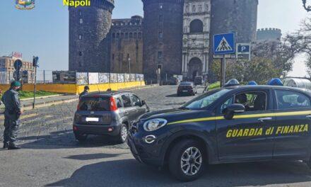 Controlli della Guardia di finanza a Napoli e provincia: elevate 115 sanzioni per violazioni anticovid