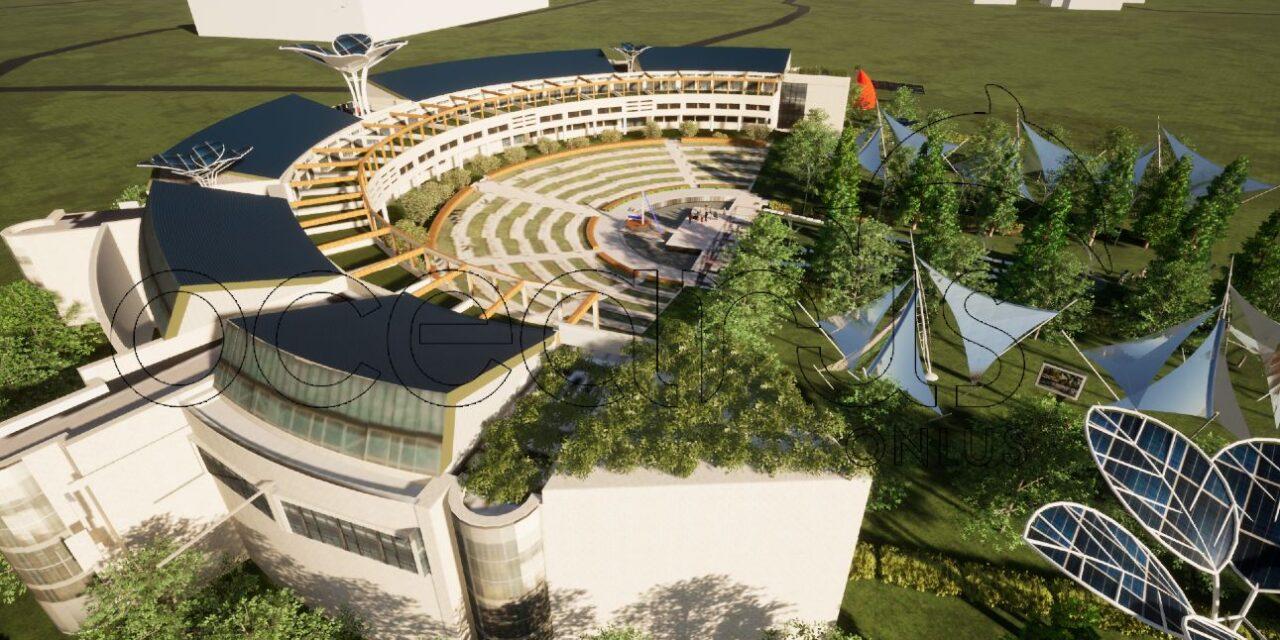 Un Polo Fieristico per la ripartenza di Bagnoli, la proposta fuori concorso di Oceanus Onlus guardando a Germania e USA