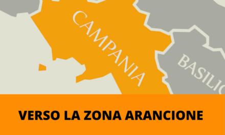 Covid in Campania: verso la zona arancione