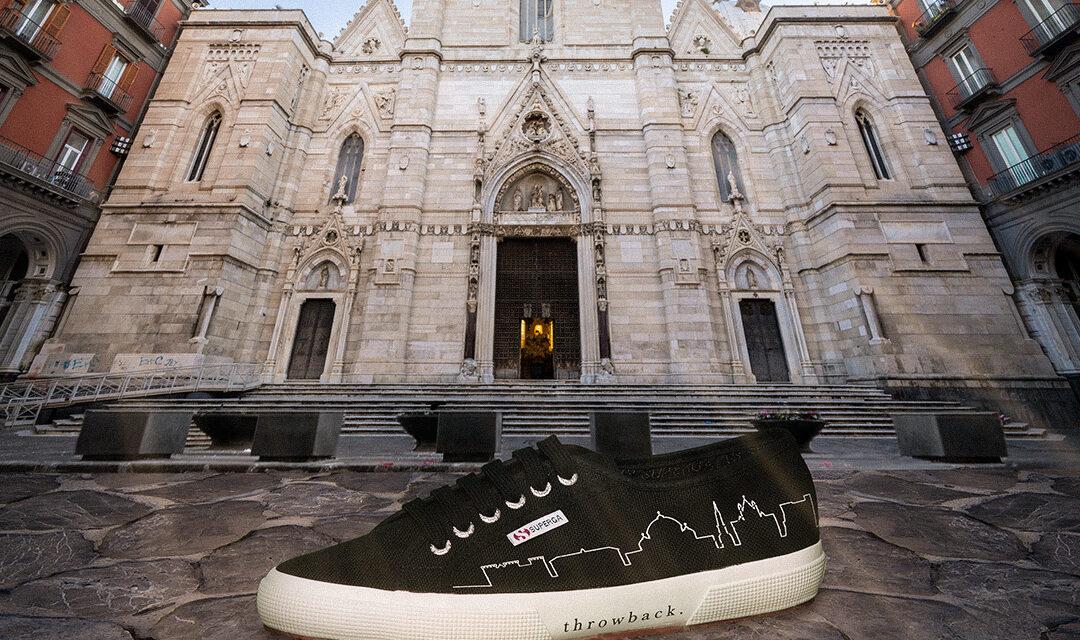 I monumenti di Napoli sulle mitiche Superga