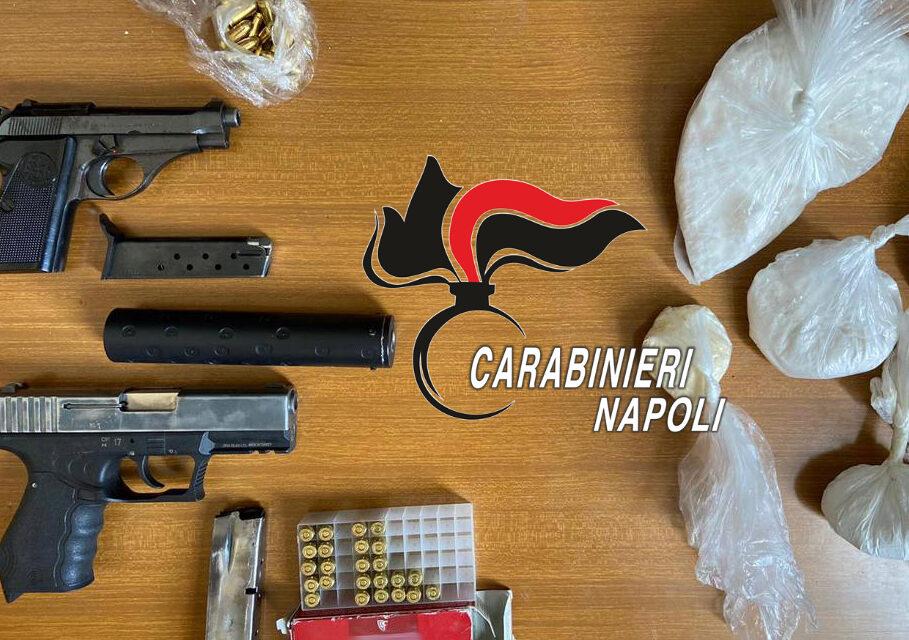 Napoli. I Carabinieri scoprono nel quartiere di Scampia un vero e proprio arsenale