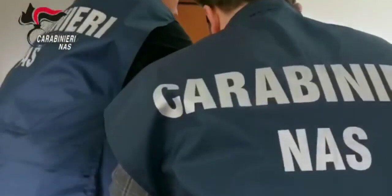 Controlli a Napoli e provincia dei carabinieri del NAS nelle pasticcerie: sequestrati 650 kg di prodotti dolciari privi di ogni indicazione