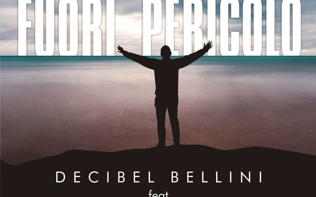 Fuori pericolo, il nuovo lavoro di Daniele Decibel Bellini feat Jovine